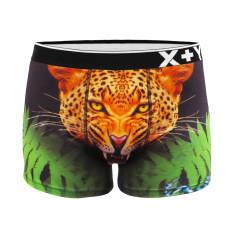 Men's jungle cat trunk