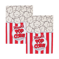 Woouf Kitchen Tea Towel Popcorn (pack of 2)