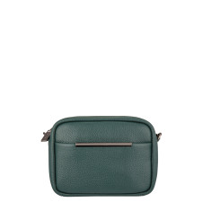 The Cult leather bag in green