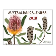 Mokoh 2018 Australian Calendar