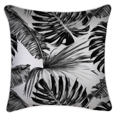 Outdoor Cushion Cover-BW Monsteria Natural (various sizes)