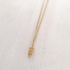 Tiny Geo Necklace