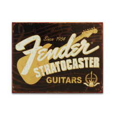 Fender Stratocaster 60th Sign