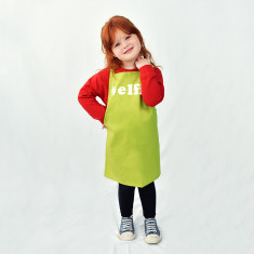 Elfie Children's Christmas Apron