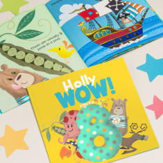 Personalised 'Wow You're Eight' 8th Birthday Children's Book