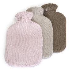 Alpaca Silky Hot Water Bottle