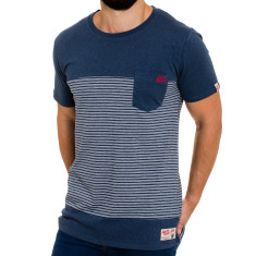 Men's Classic Stripe Pocket Tee