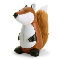 Zuny paperweight classic fox tan