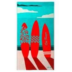 Cote Basque Beach Towel