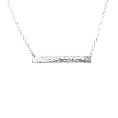 Plain Bar Necklace