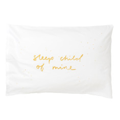Sleep Child of Mine Pillowcase