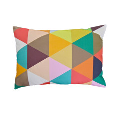 Babcha kaleidoscope cushion