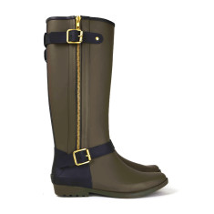 Kalo kor army rubber wellies