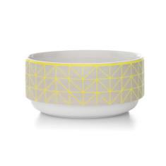 Kami stacking bowl in yellow
