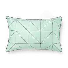 Kami mint standard pillowcase