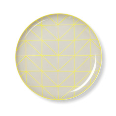Kami side plate in yellow