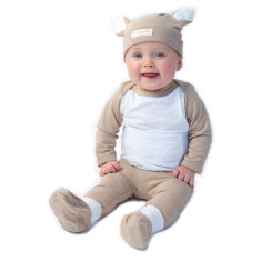 Kangaroo baby four piece set