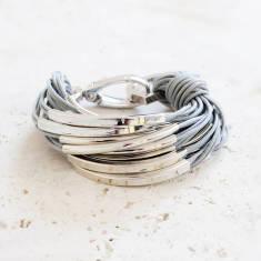 Katia thread personalised bracelet