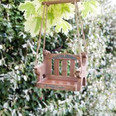 Personalised Swinging Bird Feeder