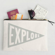 Explore Extra Large Travel Pouch
