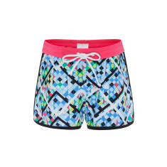 Girls' UPF 50+ Illusion Lycra Boardshort