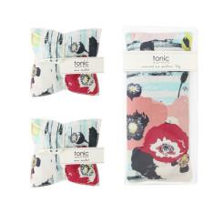 Eye pillow + Eco Sachet set (various styles)