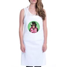Female Monkey classic apron
