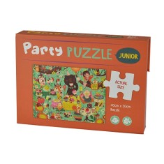 Woodland tea party 72-piece puzzle
