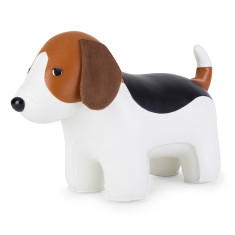 Zuny doorstop classic beagle tan