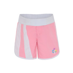 Girls' UPF 50+ Bloom Long Boardshort
