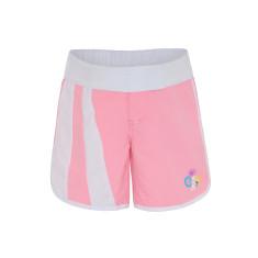 Girls' UPF 50+ Bloom Long Boardshort