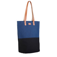 Standard Shopper Canvas Tote Bag