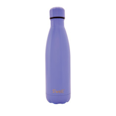 S'well insulated stainless steel bottle in Satin DTM Monaco Blue (multiple sizes)