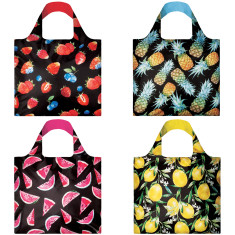 LOQI juicy collection reusable bag (various designs)