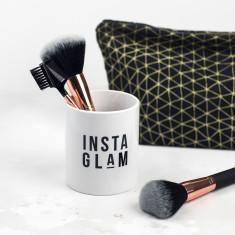 Instaglam Make Up Brush Pot