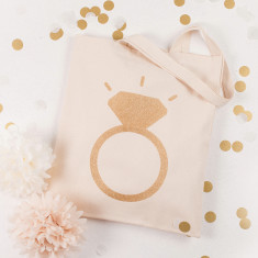 Diamond Ring Tote