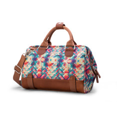 Po Campo Mosaic Uptown Trunk Bag