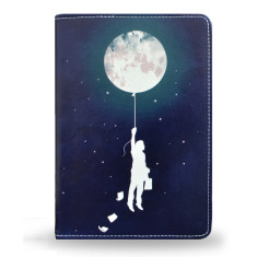 Burn The Midnight Oil iPad Tablet Folio Case
