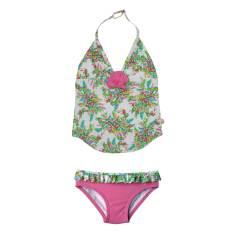 Springtime Tankini Swimsuit
