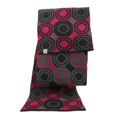 Hexactly - extra fine Merino wool scarf
