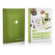 Suck UK My Gardening Handbook Recipe Journal
