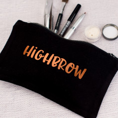 Highbrow Makeup Bag