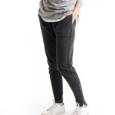 Fleecy Lounge Pant in Charcoal