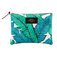 Woouf Pouch Large - Tropical