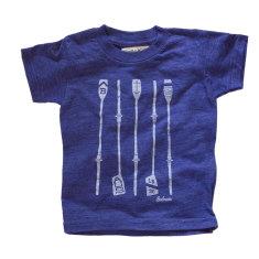 Kids Balmain oars unisex t-shirt