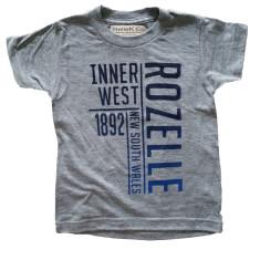 Kids' vintage Rozelle t-shirt