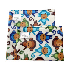 Cheeky Monkey food grade reusable snack bag set