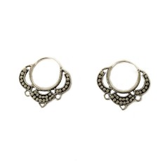 Paloma Sleeper Earrings