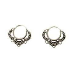 Paloma Sleeper Earrings
