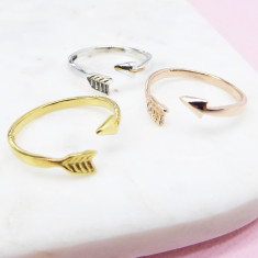Arrow Ring (silver/gold/rosegold)